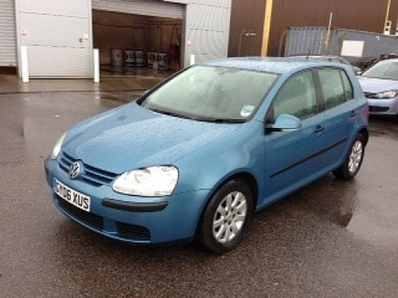 Volkswagen Golf 1.9 TDI SE Hatchback Diesel Blue at H & D Motors Watford