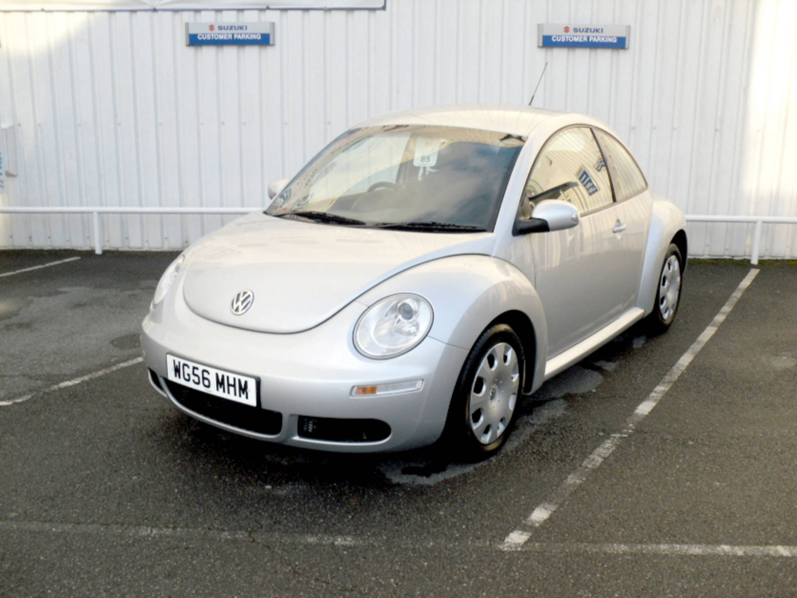 2006 Volkswagen Beetle TDI 3 Door