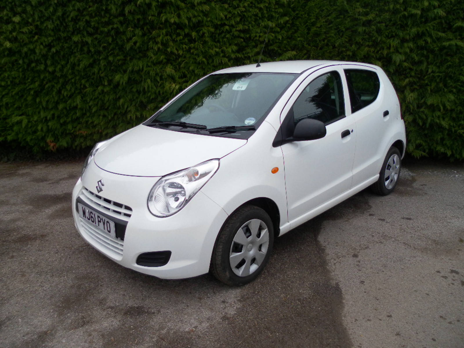 2011 Suzuki Alto SZ3 5 Door
