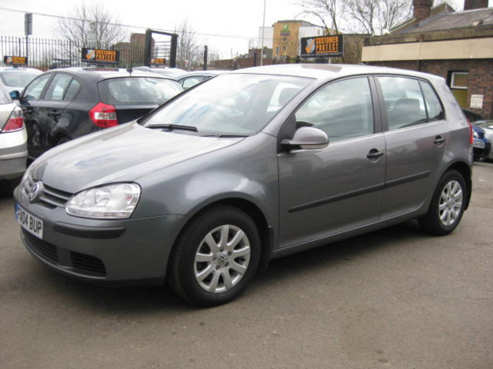 Volkswagen Golf 1.9 TDI SE Hatchback Diesel Grey at H & D Motors Watford