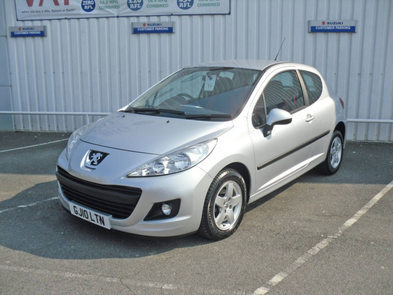 2010 Peugeot 207 Verve 3 Door