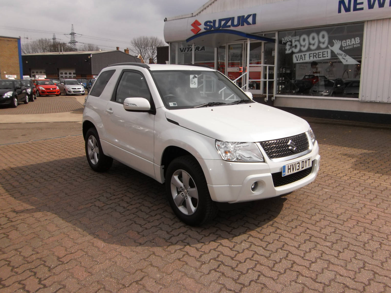 Suzuki Grand Vitara SZ4