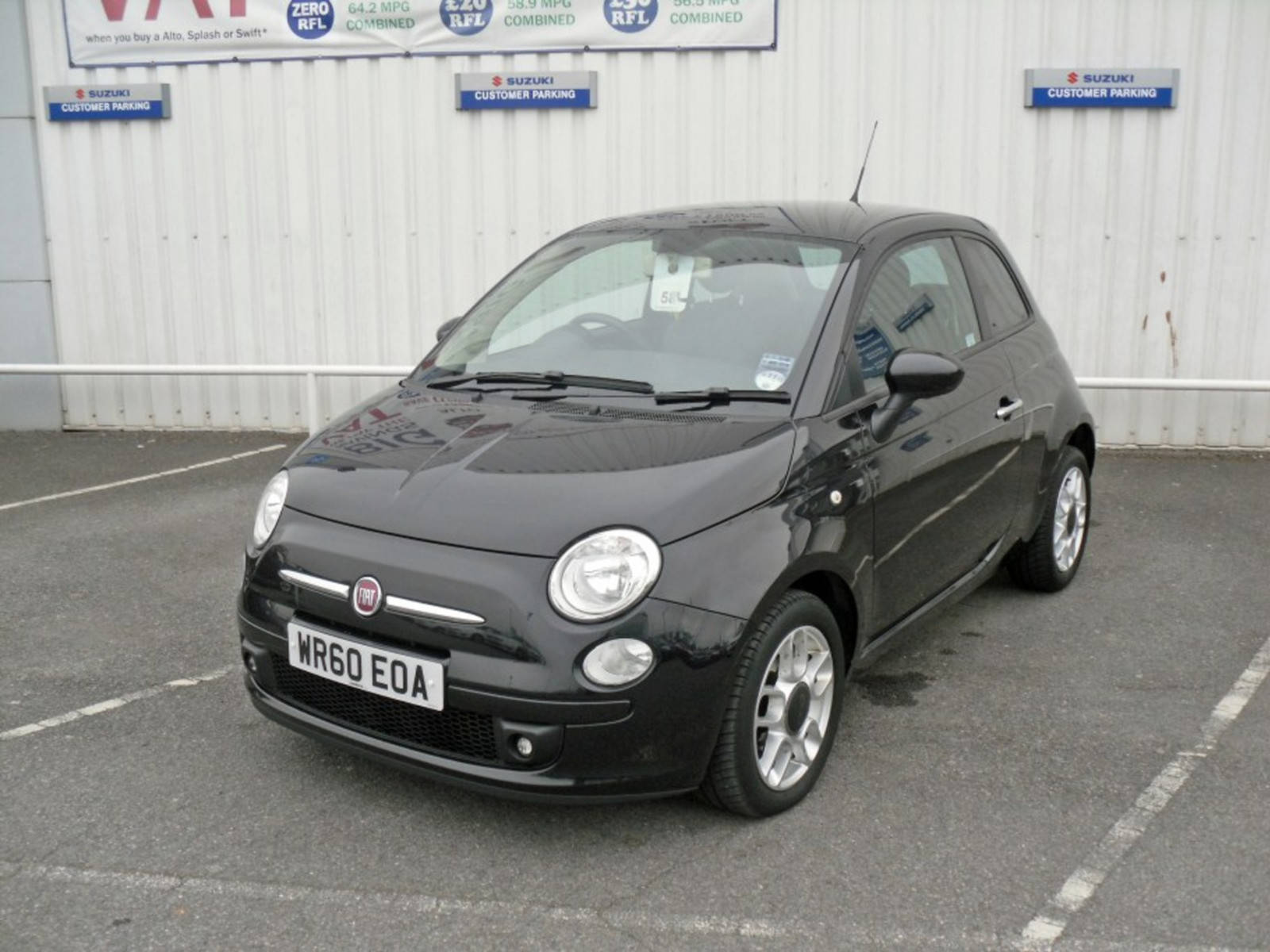 2010 Fiat 500 Sport 3 Door