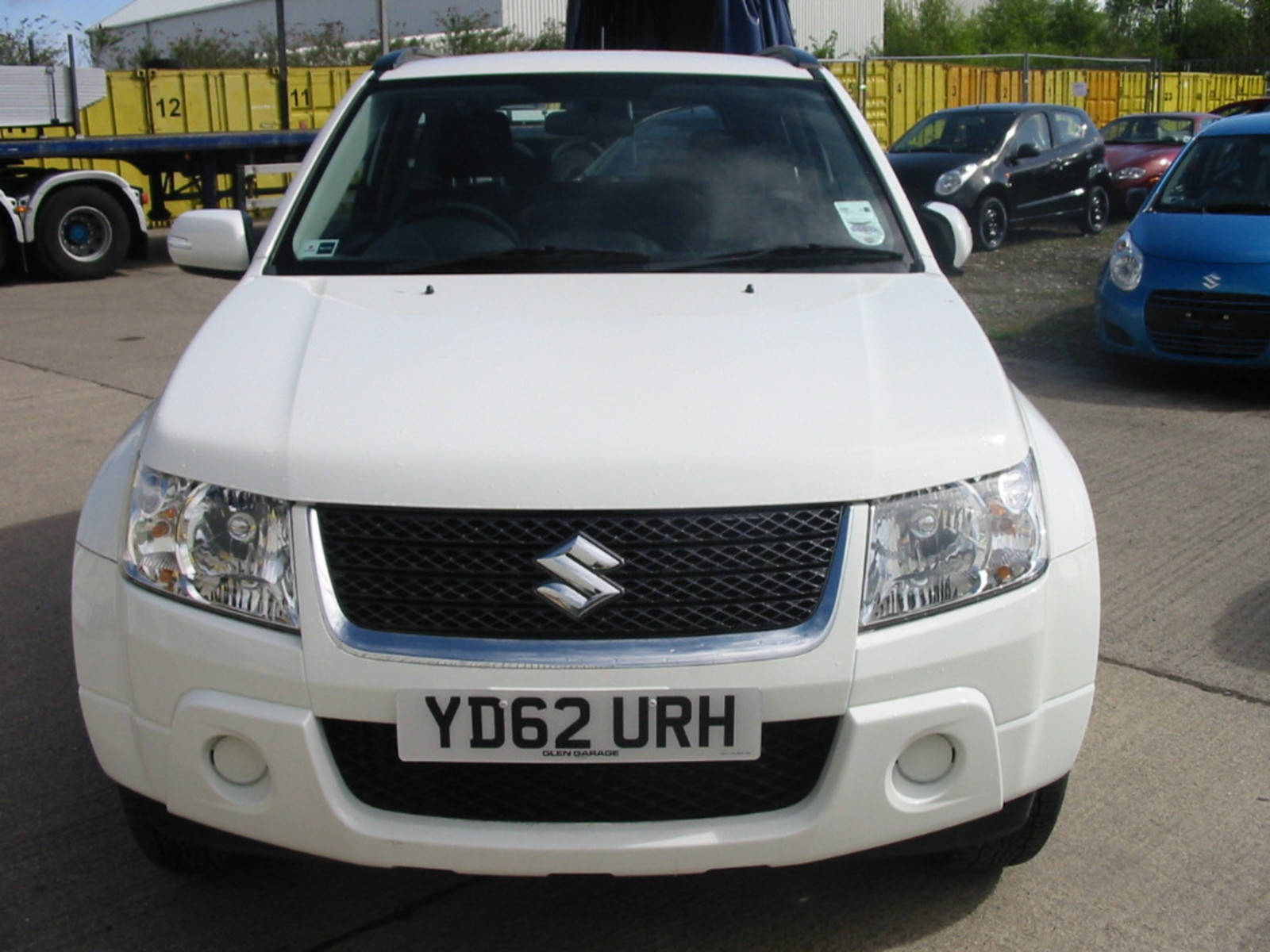 Suzuki Grand Vitara SZ3