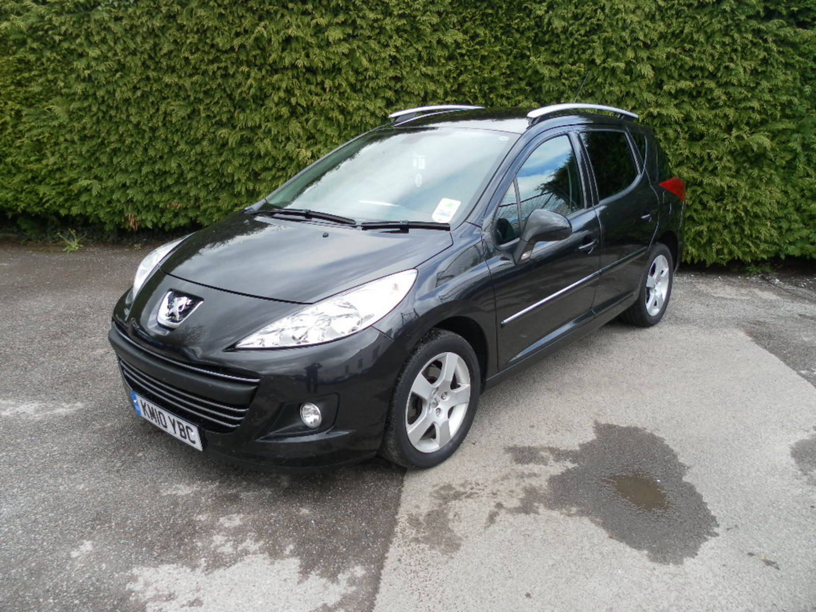 2010 Peugeot 207 SW Sport 5 Door