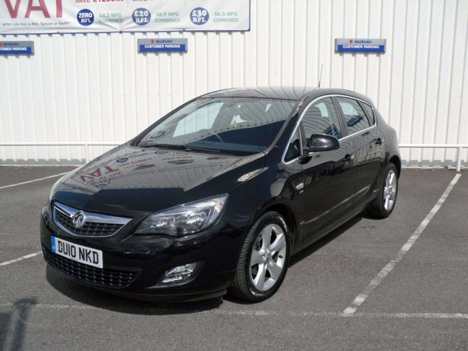 2010 Vauxhall Astra SRi 5 Door