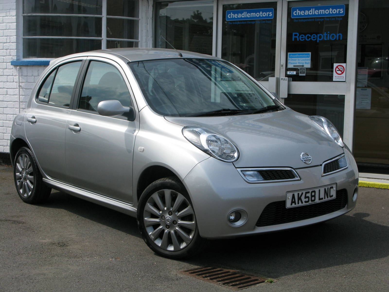 Photo of NissanMicra