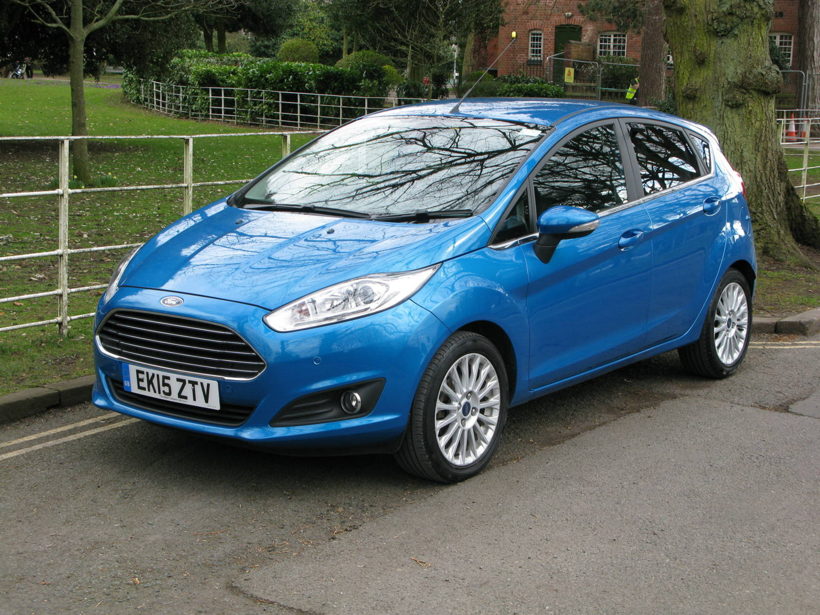 Photo of FordFiesta