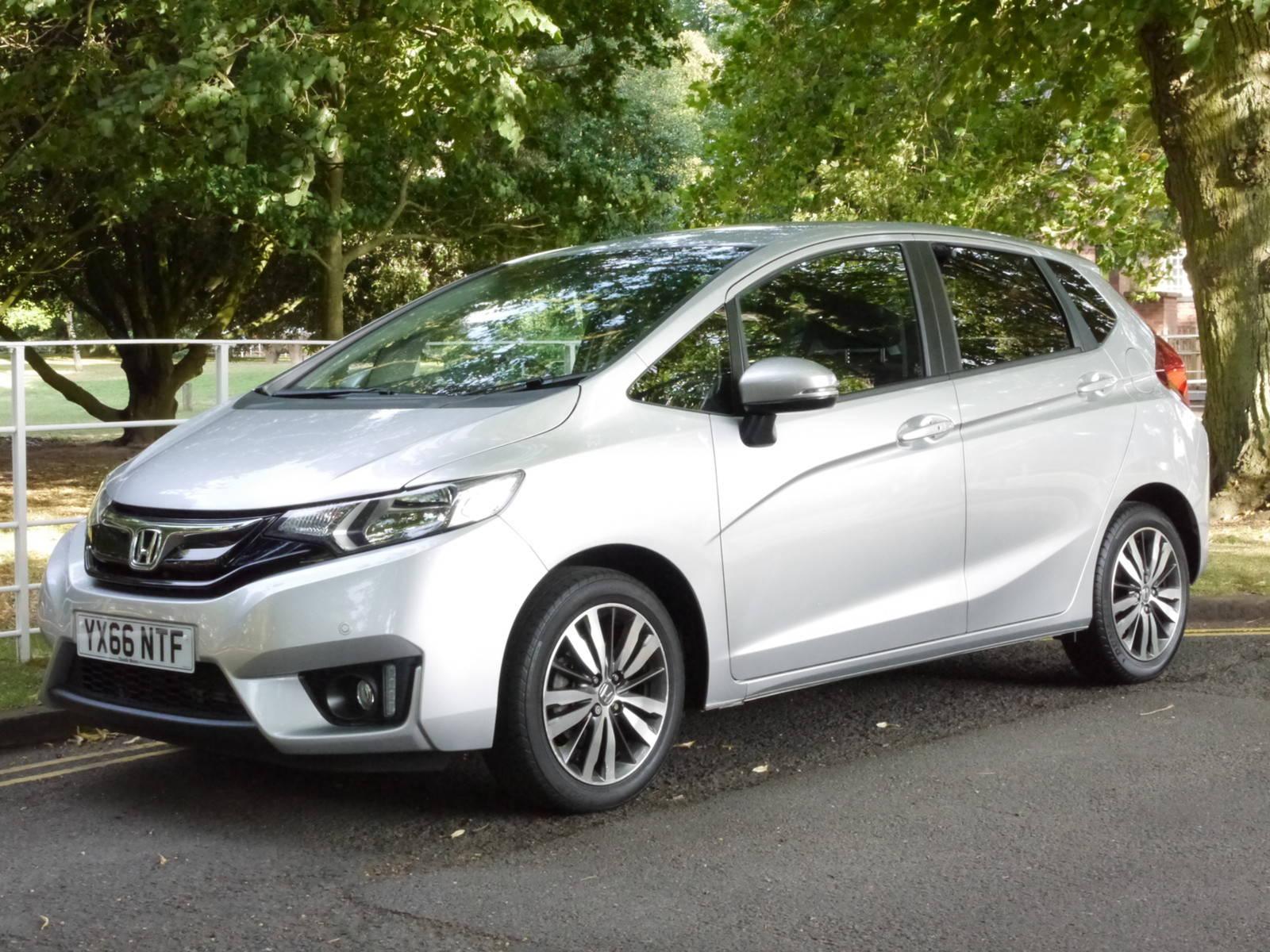 Photo of HondaJazz